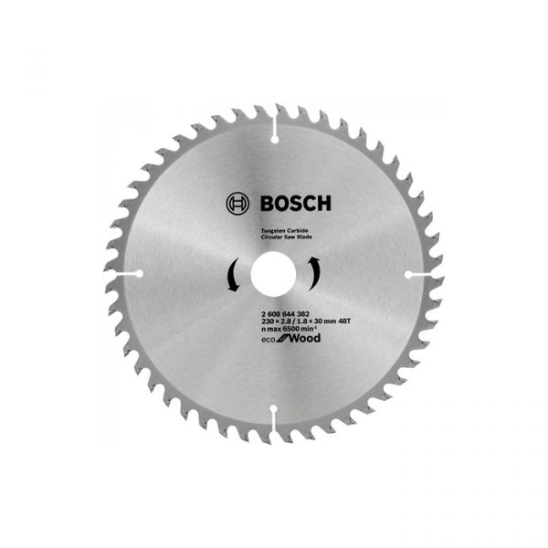Пильный диск Bosch ECO WO 230x30 48 зуб. (2608644382)